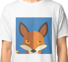 who let the fox out Classic T-Shirt