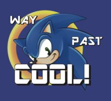Sonic is Way Past Cool by saedru