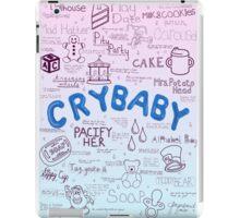 Cry Baby Original Drawing iPad Case/Skin