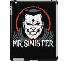 Mr. Sinister •X-Men iPad Case/Skin