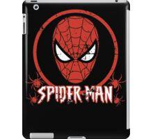 Spider-Man Head iPad Case/Skin