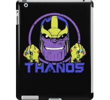 Thanos • InfinityGauntlets  iPad Case/Skin