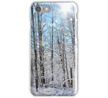 A Blanket of Soft White iPhone Case/Skin