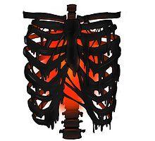 Toxic Rib cage  by mattwilldo