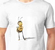 Barry the Bee-utiful Bee Unisex T-Shirt
