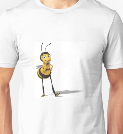 Barry the Bee-utiful Bee Unisex T-Shirt