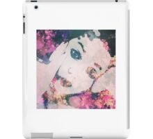Lady iPad Case/Skin