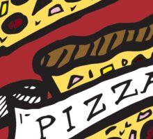 Pizza Pizza Pizza Sticker