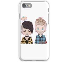 Sup3erFruit Cartoon Redesign iPhone Case/Skin