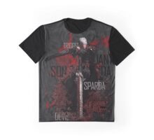 Devil May Cry 1 - Devil Hunter 3 Graphic T-Shirt