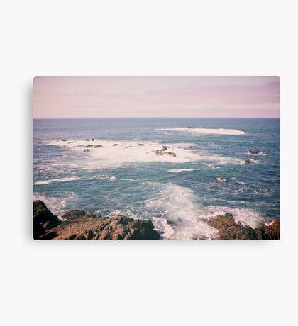 California's Pacific Ocean Canvas Print