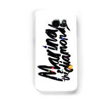 M Logo Froot Background Samsung Galaxy Case/Skin