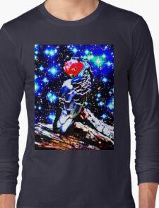 Starry Bird Long Sleeve T-Shirt