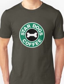 Star Dogs Coffee T-Shirt