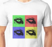 Mc Wolfie Pop Art Unisex T-Shirt
