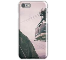 Sugarloaf cable car iPhone Case/Skin
