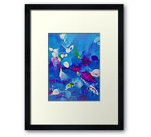 Original Abstract Art  #205 Framed Print