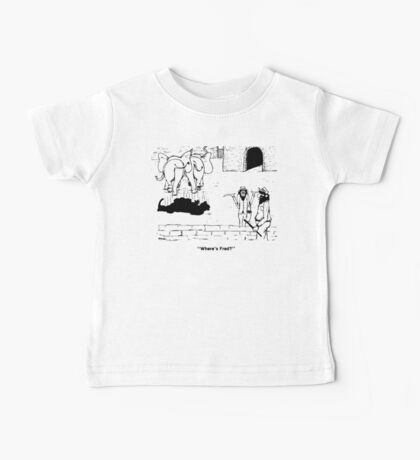 Zoo Humour - Cartoon 0001 Baby Tee