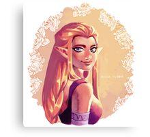 O Twilight Princess Canvas Print