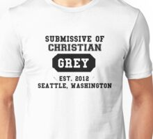 50 SHADES OF GREY - SUBMISSIVE Unisex T-Shirt