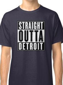 Eminem - Detroit  Classic T-Shirt