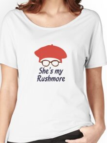 Rushmore is Max Women's Relaxed Fit T-Shirt
