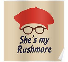 Rushmore is Max Poster