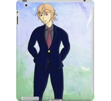 I Feel I Can Smile When I'm With You iPad Case/Skin