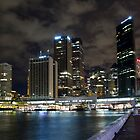 Sydney Skyline by Megan Raphael