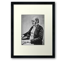 Darwin Young Framed Print