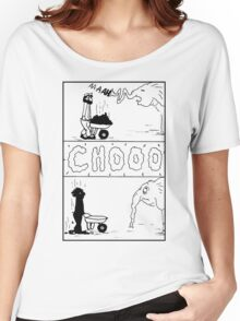 Zoo Humour - Cartoon 0003 Women's Relaxed Fit T-Shirt