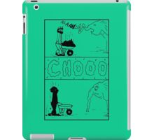 Zoo Humour - Cartoon 0003 iPad Case/Skin