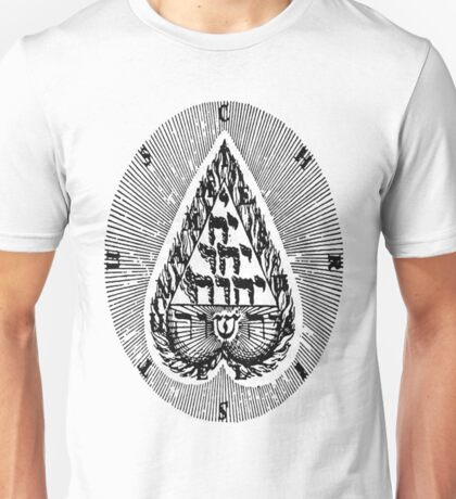 Kabbalist Symbol Unisex T-Shirt