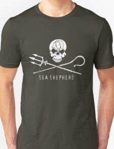 New Sea Shepherd Marines Conservation T-Shirt