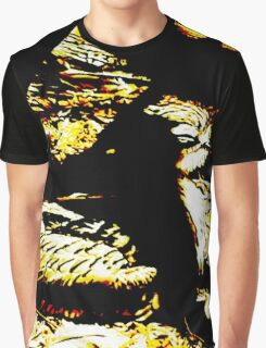 yellow black bird Graphic T-Shirt