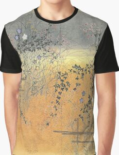 Fall Fence Graphic T-Shirt