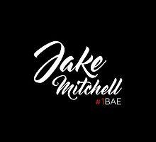 Jake Mitchell - #1 BAE by 4ogo Design