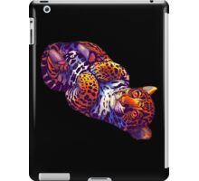 Rainbow leopard iPad Case/Skin