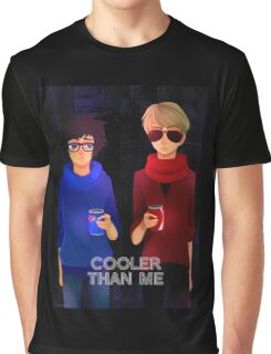 Cooler than me Graphic T-Shirt