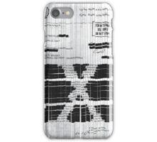 Ex-File iPhone Case/Skin