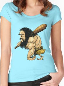Prehistoric Women's Fitted Scoop T-Shirt