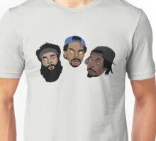 FLATBUSH THE FACES ZOMBIES Unisex T-Shirt