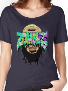 FLATBUSH ZOMBIES THE BEARD Women's Relaxed Fit T-Shirt