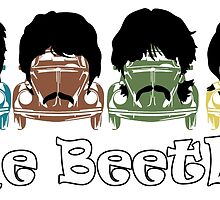 The Beatles/Beetles by sailorlolita