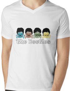 The Beatles/Beetles Mens V-Neck T-Shirt