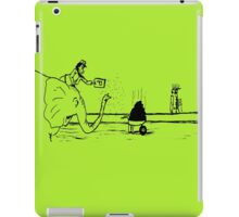 Zoo Humour - Cartoon 0004 iPad Case/Skin