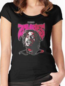 FLATBUSH ZOMBIES ART Women's Fitted Scoop T-Shirt