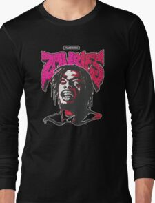 FLATBUSH ZOMBIES ART Long Sleeve T-Shirt