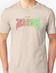 FLATBUSH ZOMBIES BASIC LOGO T-Shirt