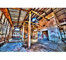 Dystopian factory #1 Photographic Print